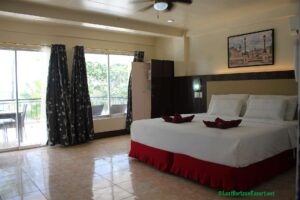 Lost horizon beach resort alona beach panglao bohol philippines sun view room